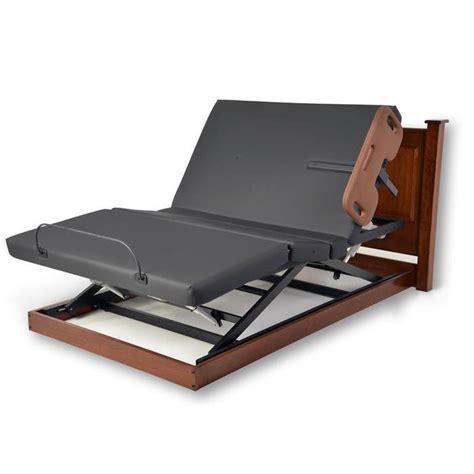 assured comfort platform series adjustable bed set
