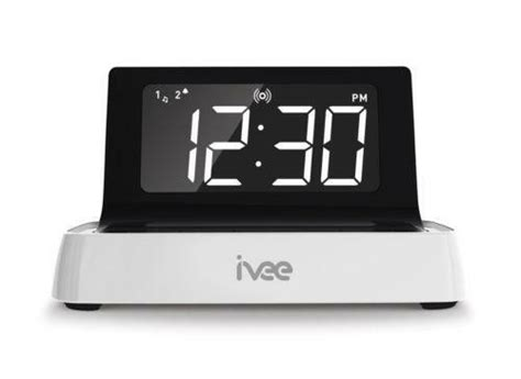 voice activated alarm clock ebay