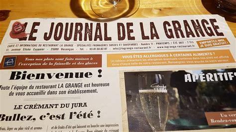restaurant la grange besancon 20170810 134143 large jpg bild la grange besan 231 on