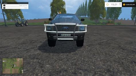 cummins pickup bed log truck for fs15 farming simulator ford pickup v2 for fs 15 farming simulator 2017 2015