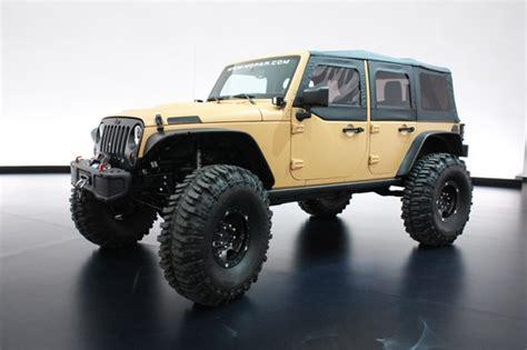 jeep llevar 225 5 concept cars al easter jeep safari 2013 foros de debates de coches