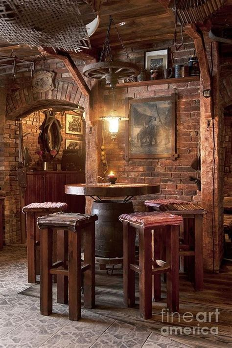 1163 best images about caves and basement bars on