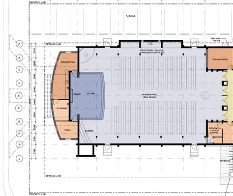 Catholic Church Floor Plan | catholic church floor plan designs best free home