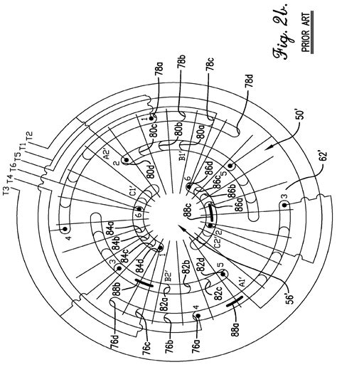 three phase induction motor winding diagram patent us8564167 3t y winding connection for three phase speed motor patents