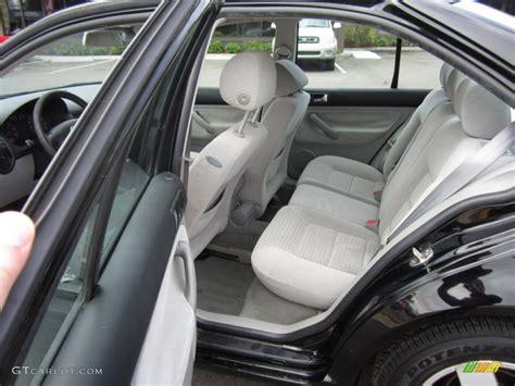 2000 Volkswagen Jetta Interior by Gray Interior 2000 Volkswagen Jetta Gls 1 8t Sedan Photo 61655403 Gtcarlot