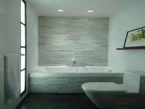 Light Grey Tiles Bathroom » Modern Home Design