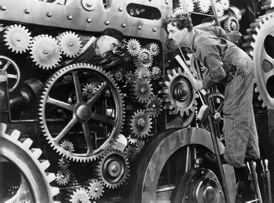 biting back at the machine charlie chaplin s modern times