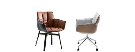 Chair husk b amp b italia design by patricia urquiola