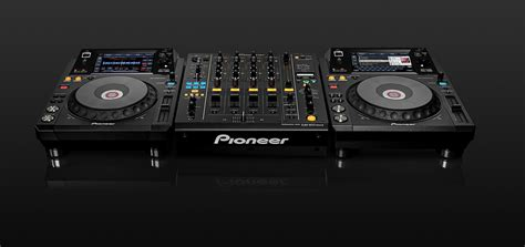 Alat Dj Pioneer Cdj 1000 A Cdj With No Cd That S The Pioneer Xdj 1000 Djworx
