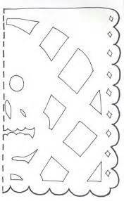 Papel Picado Template For by Best 25 Papel Picado Ideas On Paper Snowflake