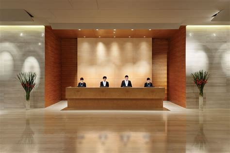 Hotel Lobby Reception Desk Hotel Lobby Reception 02 Recepation 接待处