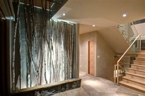 uses of tree branches for home decorating ideas