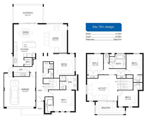 house floor plans perth two storey display homes perth apg homes pinteres