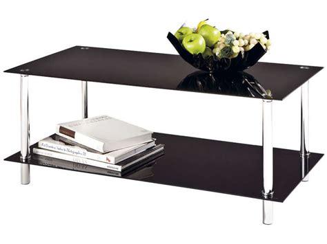 Table Basse En Verre Conforama