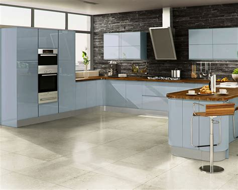 Avant Kitchen Units by High Gloss Kitchens Widnes Kitchens