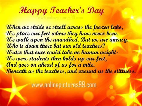 day poem in teachers day poems www pixshark images galleries