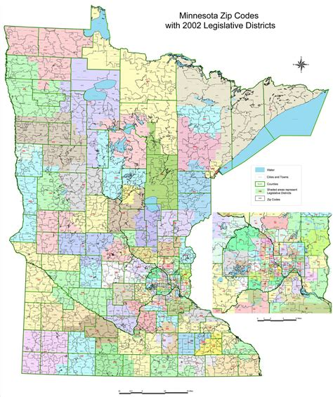 printable map of us area codes county map of minnesota