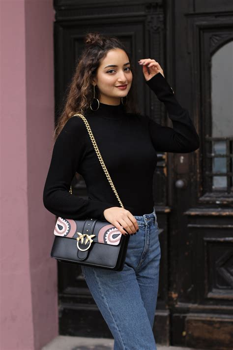 The New Of Pinko me tender with my new favorite bag from pinko