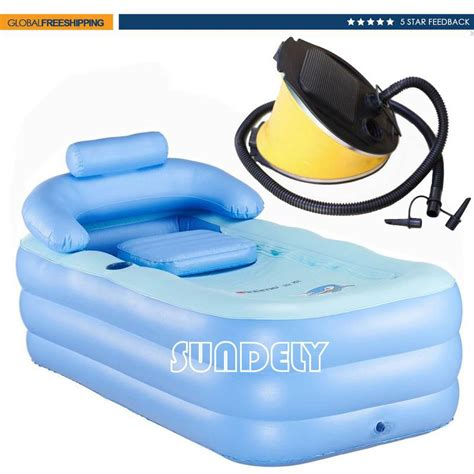 bathtub jacuzzi portable outdoor inflatable spa bath bathtub portable foldable