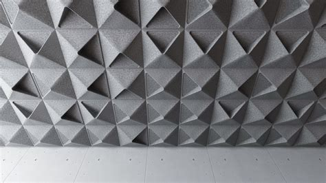 pyramid acoustic ceiling tile  turf