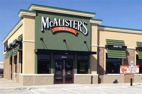 Mcalister S Deli Gift Card - mcalister s deli grand opening