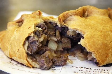all about the traditional cornish pasty