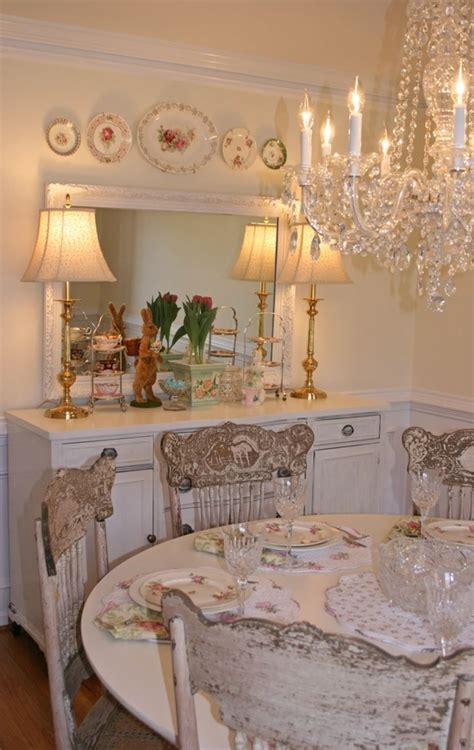 chic dining room shabby chic dining room google search white pinterest