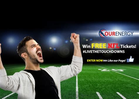Nfl Sweepstakes - nfl sweepstakes our energy