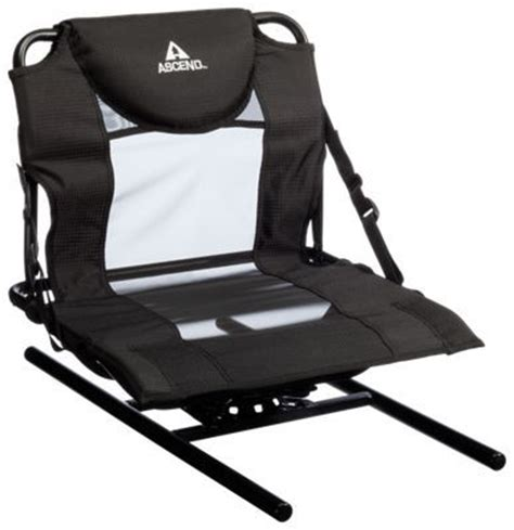 sit in kayak seat replacement ascend swivel seat for fs128t sit on top angler kayak