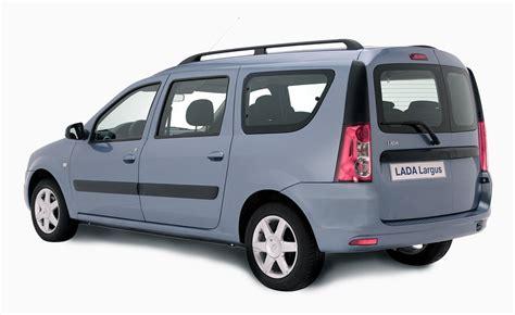 Renault Lada на украине Lada Largus сменит Renault Logan Mcv