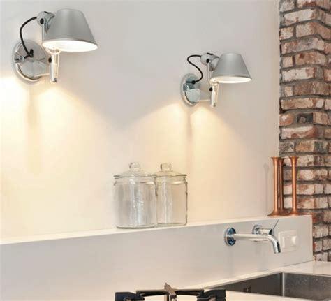 artemide tolomeo wall l wall light tolomeo faretto aluminium h20cm l21cm
