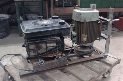 diy power unit 171 wot