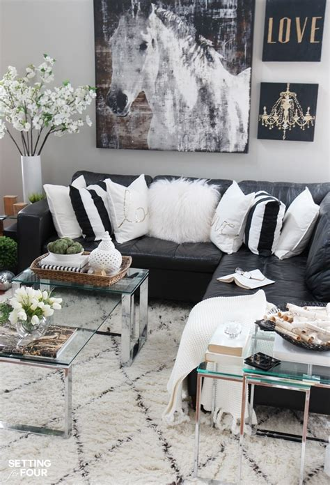 living room decorative items 5 tips to decorate accent tables like a pro setting for