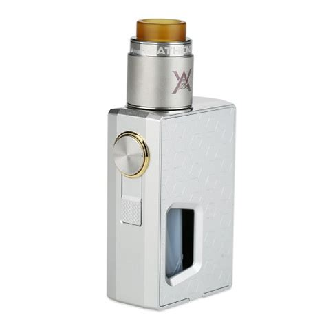 Athena Squonk Mod Only By Geekvape Authentic e cigarettes geekvape athena squonk kit with bf rda