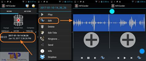android record audio how to record system audio on android phones tablets