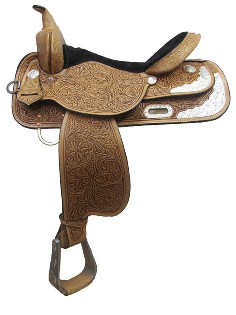 horse saddle 13inch to 17inch high horse by circle y gladewater show