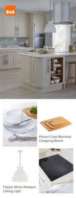 Bandq Kitchen Design 1000 Images About Neutral Kitchens On Pinterest Fitted