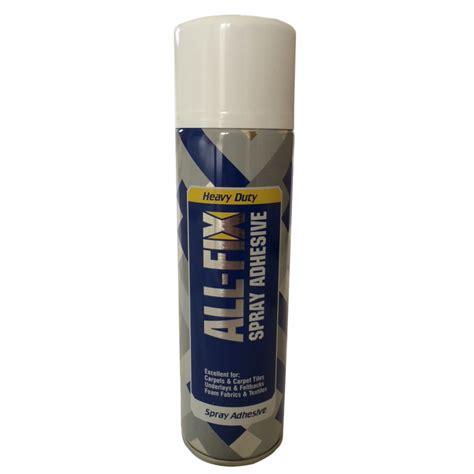 upholstery foam glue heavy duty contact spray glue