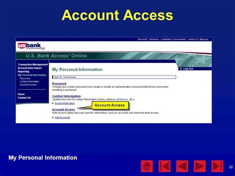 Access Online (AXOL). - ppt download My Online Account