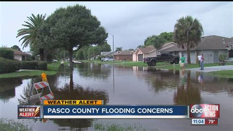 Pasco County Search Pasco County Flooding