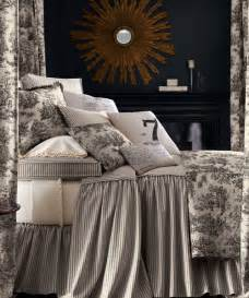 Daybed Sheets And Comforters Toile Bedding