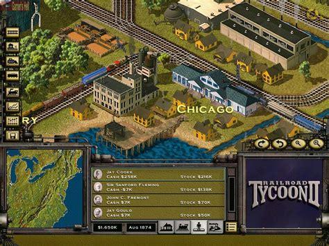 railroad tycoon 3 africa map railroad tycoon 2 pc screenshot 50622
