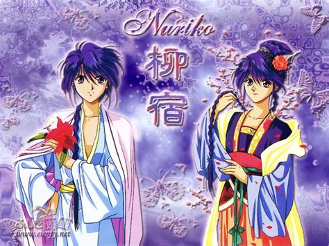 fushigi yuugi fushigi yuugi p on anime and artists
