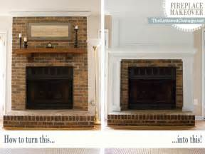 Budget fireplace makeover 26068 home design ideas
