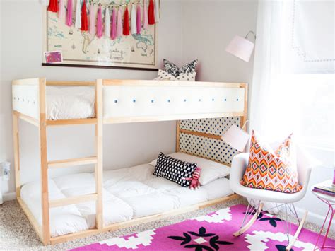 Ikea Hack Bunk Bed by 31 Ikea Bunk Bed Hacks That Will Make Your Kids Want To