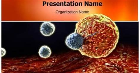 Download Our Professionally Designed Cancer Cell Ppt Cancer Ppt Template Free
