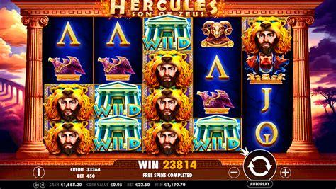 hercules son  zeus slot machine  pragmatic play