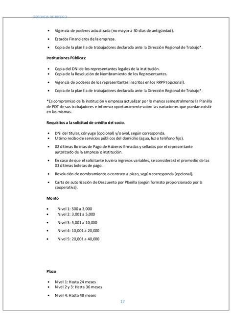 plan de riesgo crediticio para disminuir la morosidad en plan de riesgo crediticio para disminuir la morosidad en