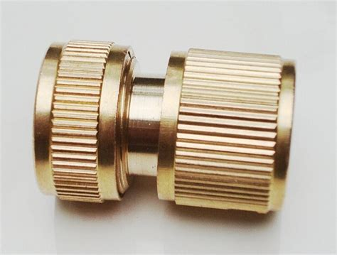 Snap 2 0 Konektor Selang hoge kwaliteit groothandel koperen kraan connectoren
