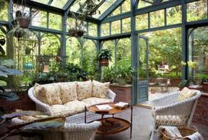 Green Conservatory Ideas Terrys Fabrics S Blog